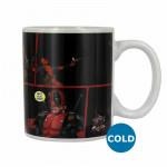 Heat Change Mug: Deadpool