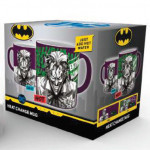 Heat Change Mug: The Joker Certified Insane