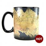 Heat Change Mug: Game of Thrones Map