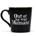 """Κούπα Ούρσουλα """"Out of My Way Human"""""""