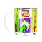 Heat Change Mug: Marvel Super Powers