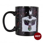 Heat Change Mug: Batman & The Joker