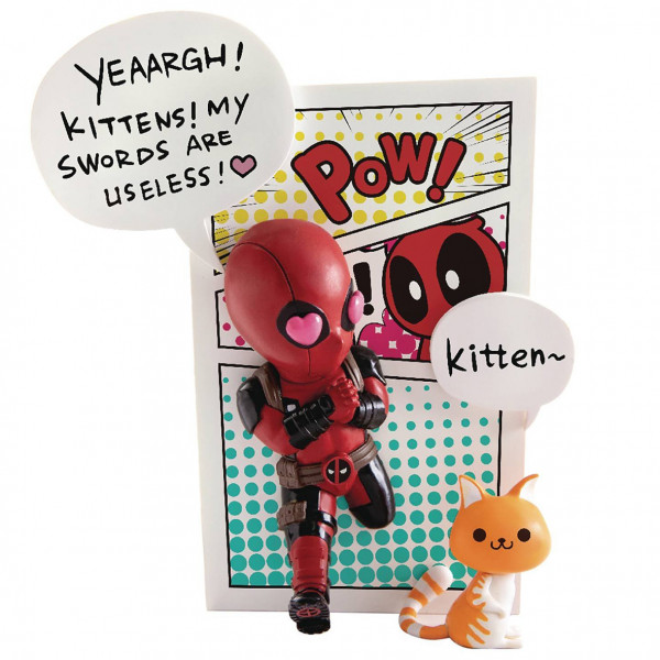 Mini Egg Attack - Deadpool Jump Out 4th Wall