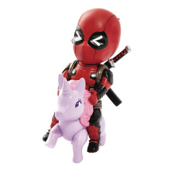 Mini Egg Attack - Deadpool Pony