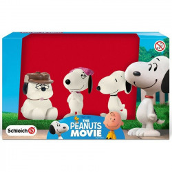 Mini Figure set: Snoopy, Belle and Olaf