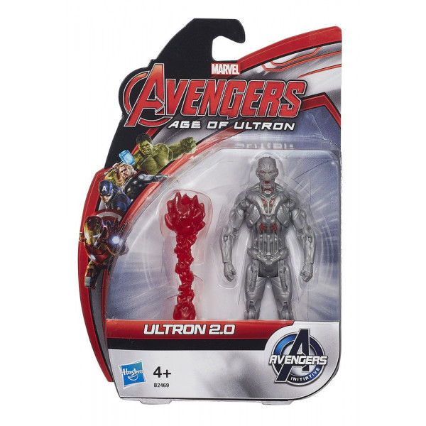 Mini Figure: Age of Ultron - Ultron 2.0
