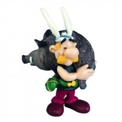 Mini Figure: Asterix with boar