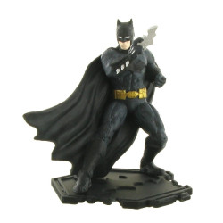 Μίνι φιγούρα: Μπάτμαν με μπάταρανγκ (Justice League)