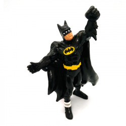 Mini Figure: Batman with his fist high