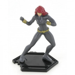 Mini Figure: Black Widow