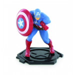 Μίνι φιγούρα: Παζλ Captain America