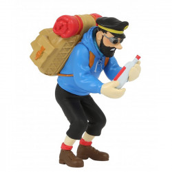 Mini Figure: Captain Haddock And The Empty Bottle
