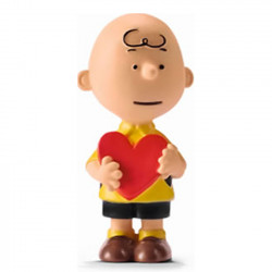 Mini Figure: Charlie Brown on Valentine's Day