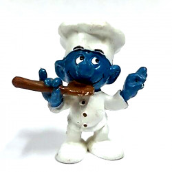 Mini Figure: Chef Smurf