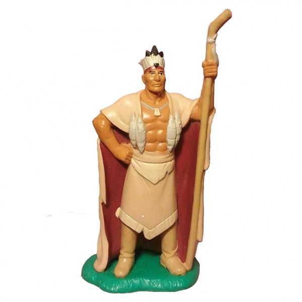 Mini Figure: Chief Powhatan