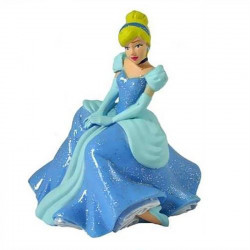 Mini Figure: Cinderella Sitting