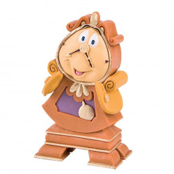Mini Figure: Clock Cogsworth