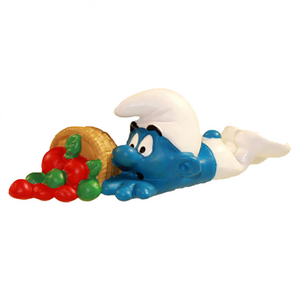 Mini Figure: Clumsy Smurf