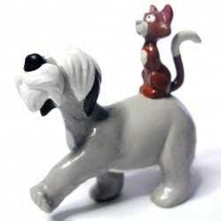 Mini Figure: Colonel Dog & Sergeant Tibbs