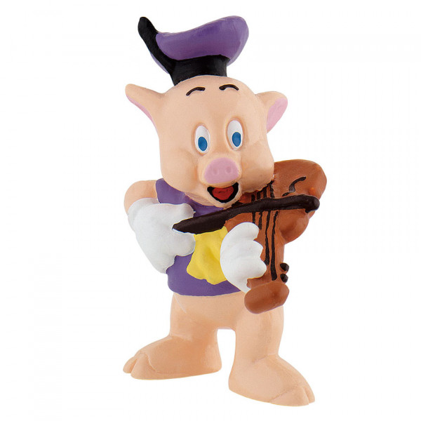 Μίνι Φιγούρα: Γουρουνάκι με βιολί
