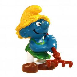 Mini Figure: Gardener Smurf