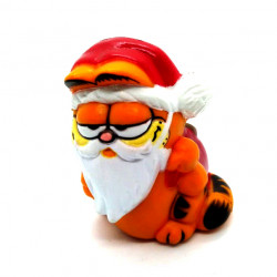 Mini Figure: Garfield Santa
