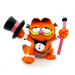Mini Figure: Garfield Showman