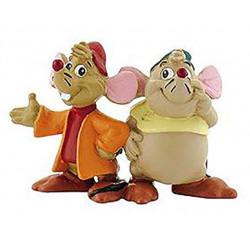 Mini Figure: Gus & Jaq 4 cm