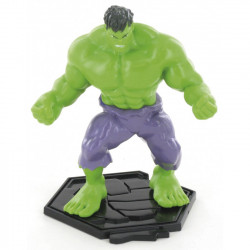 Mini Figure: Hulk puzzle