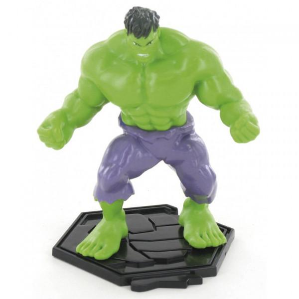 Mini Figure: Hulk puzzle