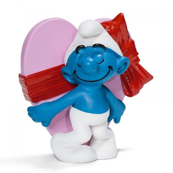 Mini Figure: In love Smurf