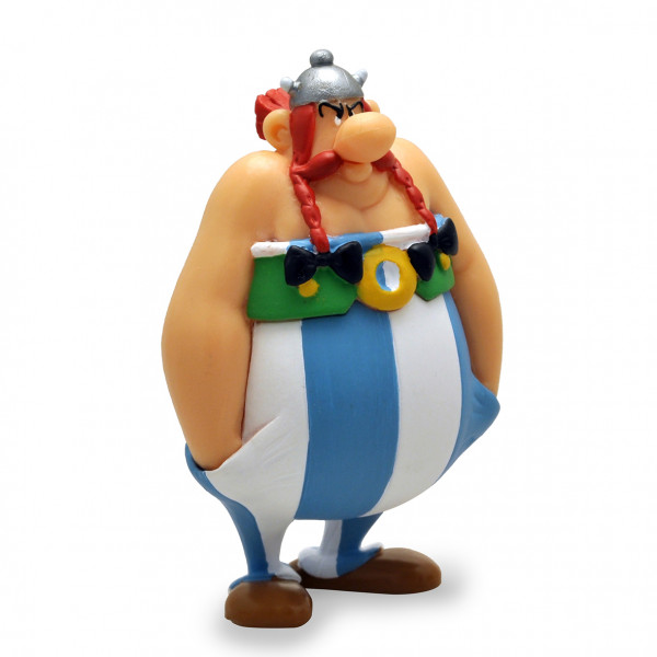 Mini Figure: Obelix hands in the pockets