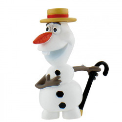 Mini Figure: Olaf with hat