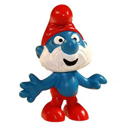 Mini Figure: Papa Smurf