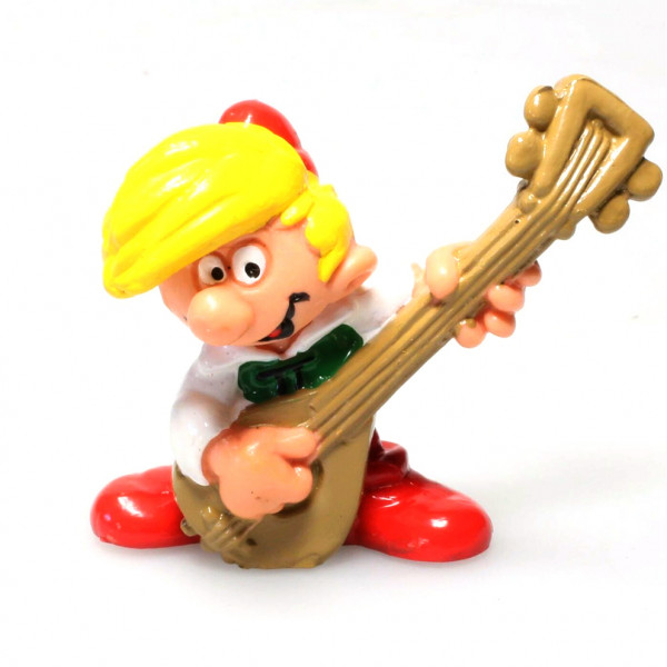Mini Figure: Peewit Playing The lute
