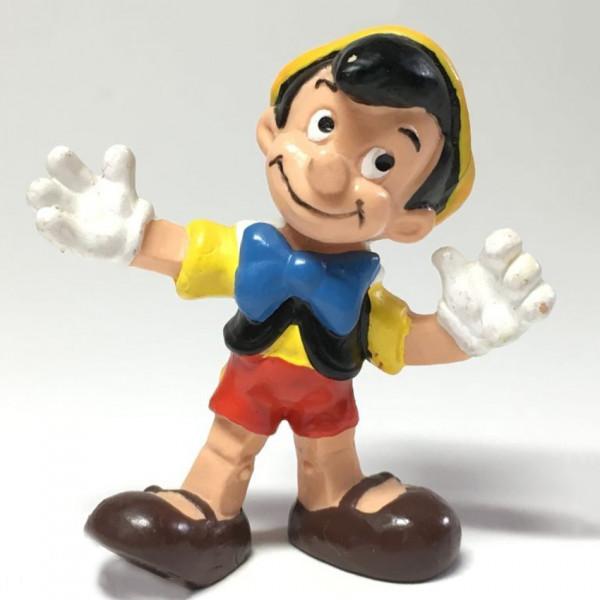 Mini Figure: Pinocchio smiling
