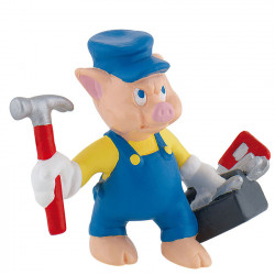 Mini Figure: Practical Pig