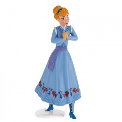 Mini Figure: Princess Anna (Blue dress)