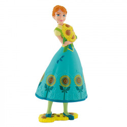 Mini Figure: Princess Anna (Green dress)