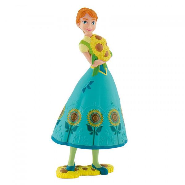 Mini Figure: Princess Anna (Green dress)