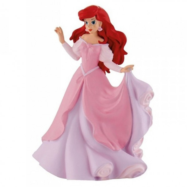 Mini Figure: Princess Ariel with pink gown