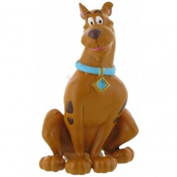Mini Figure: Scooby-Doo Sitting