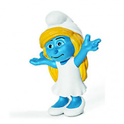 Mini Figure: Smurfette