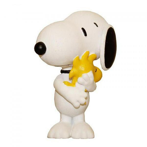 Mini Figure: Snoopy Hugging Woodstock