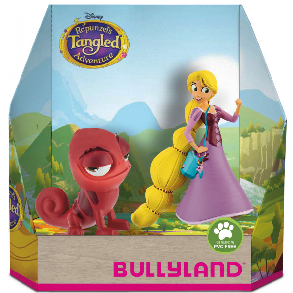 Mini Figure: Tangled Gift Box Set #3