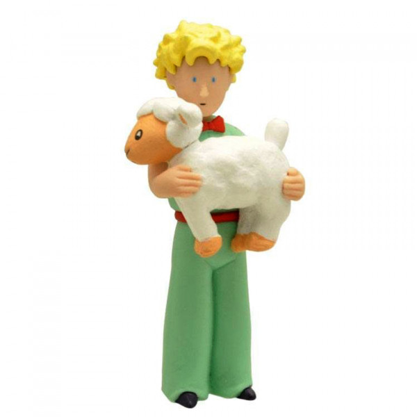 Mini Figure: The Little Prince with the sheep