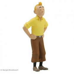 Mini Figure: Tintin hands on hips