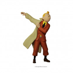 Mini Figure: Tintin in trenchcoat (mini)