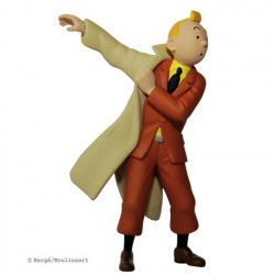 Mini Figure: Tintin in trenchcoat