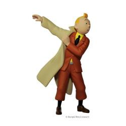 Μίνι Φιγούρα: Ο Τεντέν βάζει το παλτό του